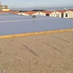 Coberturas em Madeira sobreposta com Membrana em PVC